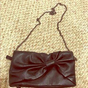 Black Gap cross-body/shoulder bag